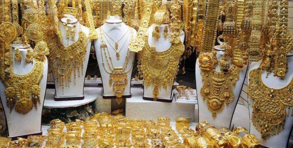 اسعار الذهب تعاود الهبوط .. وعيار 21 يسجل 700 جنيه